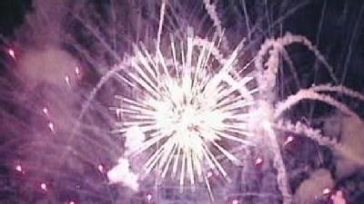 Fireworks Show Features Over 2,000 Effects