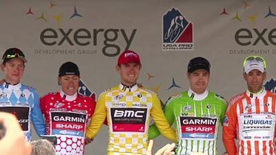USA Pro Challenge: Race focus, not controversy