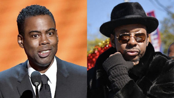Chris Rock's 'tasteless' Whitney Houston joke slammed by