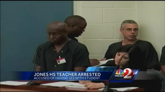 Parents shocked by teacher-student sex allegations