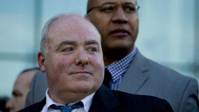 Raw: Skakel Freed on Bail, Awaits New Trial