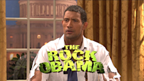 The Rock Obama: Angry Obama