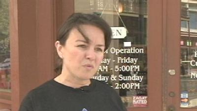 Witness Describes Coffee Shop Attack