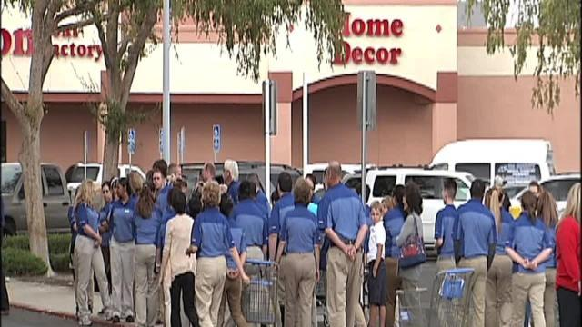 Bakersfield Hobby Lobby evacuated after bomb scare