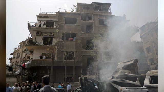 Syria blocks UN investigation into rebel attack