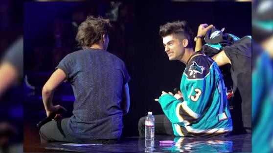Zayn Malik is Grossed Out By Tampon Throwing Fan