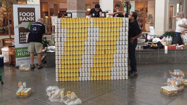Stop Summer Hunger Food Drive