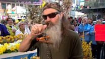 'Duck Dynasty' Star on Childhood Without Running Water, Power