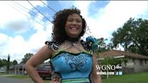 Girl Hopes to Turn Duct Tape Prom Dress Into Scholarship