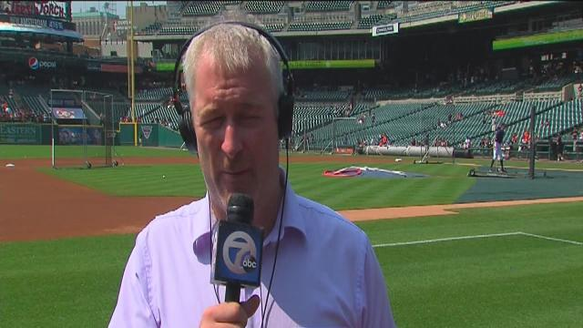 7 Sports Cave: Tony Paul on Tigers trades and more