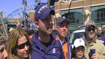 Fans thrilled by Opening Day