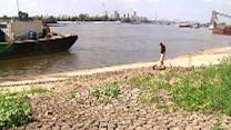 Drought having huge impact on river commerce