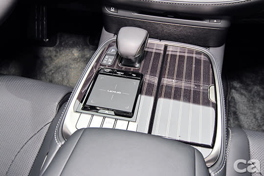 總裁不安分 Lexus LS350試駕