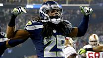 Richard Sherman recalls his NFL draft experience