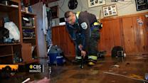 First responders jump to give aid after Sandy