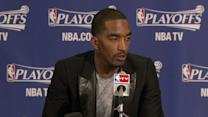 Press Pass: J.R. Smith