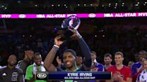 Irving Claims All-Star MVP