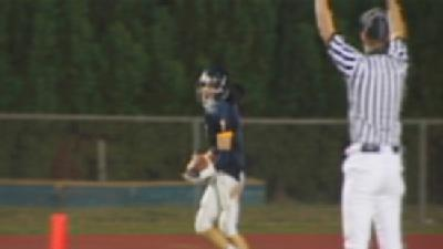 Football: Mt. Tabor At Carver