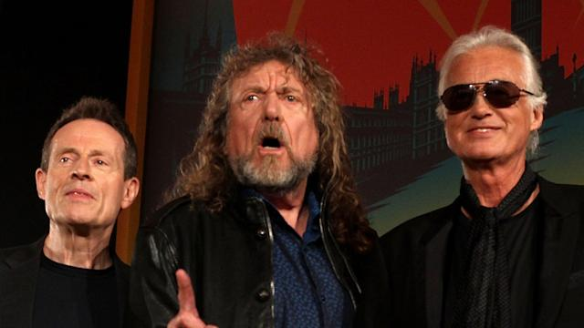 Led Zeppelin Sued for Plagiarism in 'Stairway toHeaven'