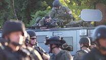 How Should Police Handle Protestors in Ferguson?