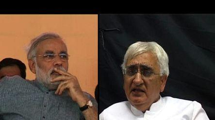 Modi has no knowledge of foreign policies: Khurshid
