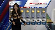 Aloha`s Wednesday Weather Report