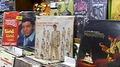 Vinyl Records Making A Come Back