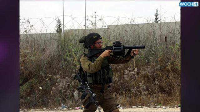 Israeli Troops Kill Palestinian Gunman In West Bank