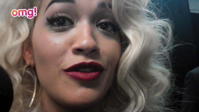 Rita Ora thinks taking part in shows like the X Factor can be tough