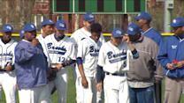 Brooks and Payton HS baseball teams reconcile