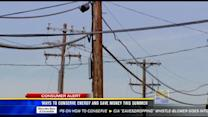 Ways to conserve energy, save money this summer