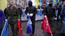 Ukraine nationalists look set to enter parliament