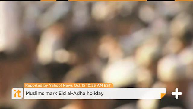 Muslims Mark Eid Al-Adha Holiday