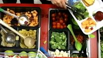 Uproar Over School Lunches
