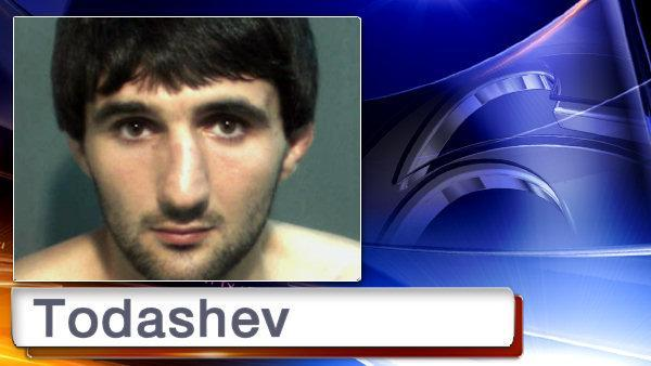 Man shot to death while questioned in Boston probe
