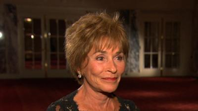 Judge Judy Feels 'Wonderful' To Be Recognized At The 2012 Broadcasting And Cable Hall Of Fame