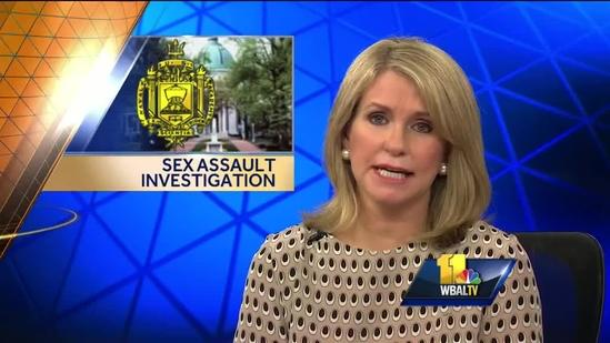 Sex assault allegations surface at Naval Academy