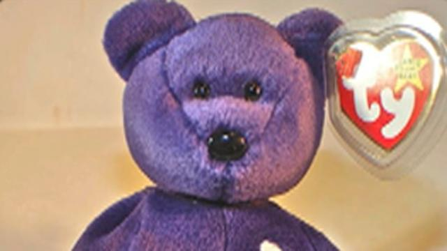 Beanie Babies Cause Financial Ruin for Family