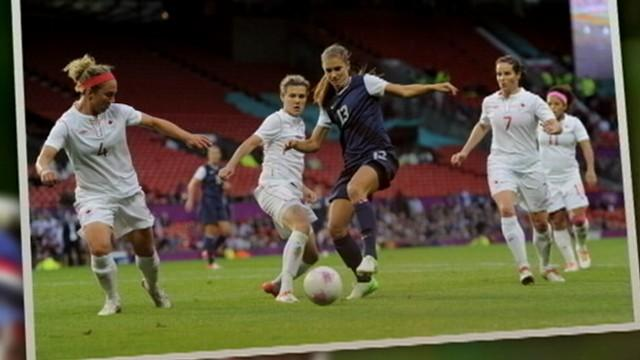Olympic Games 2012: US Women's Soccer Team Advances to Gold Medal Match