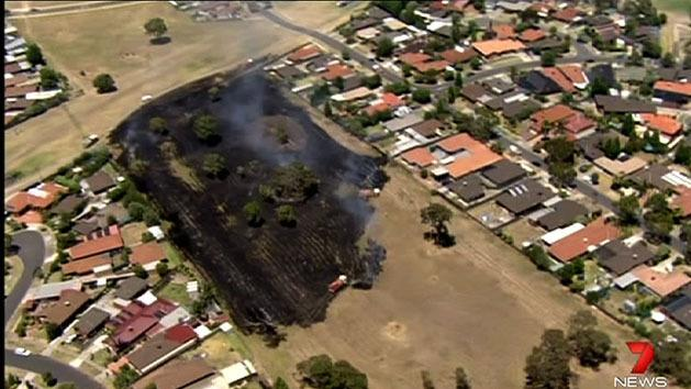 Fire conditions in SA rated catastrophic