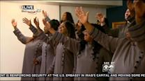 Lift Every Voice And Sing At Gospel Fest
