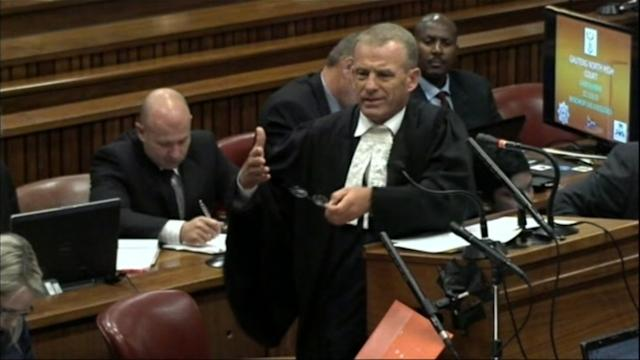Pistorius Prosecutor Blasts Apology as 'Spectacle in Court'