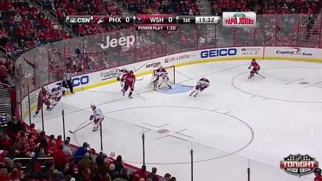 Phoenix Coyotes at Washington Capitals - 03/08/2014