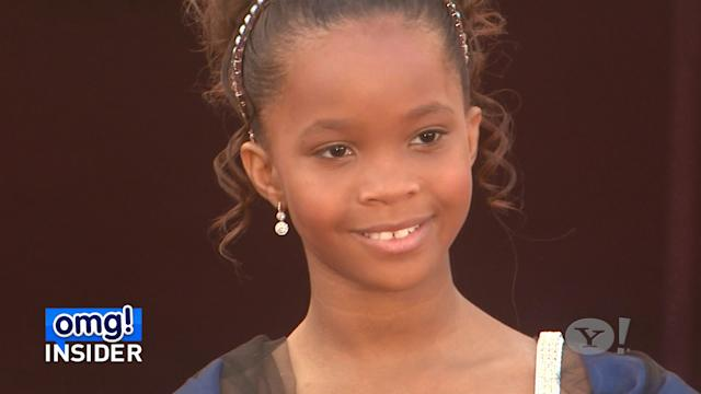 Quvenzhane Wallis May Have Lost The Oscar, But She's Won The Role of 'Annie'