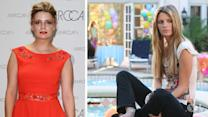 Mischa Barton Reflects on Infamous Kiss