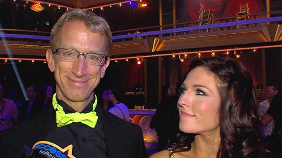 Andy Dick: 'I Loved' Putting My Dancing Shoes On Again!