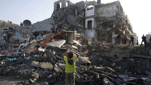 Cease-fire imminent between Israel and Gaza?