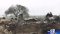 Fertilizer plant in explosion had history with regulatory agencies