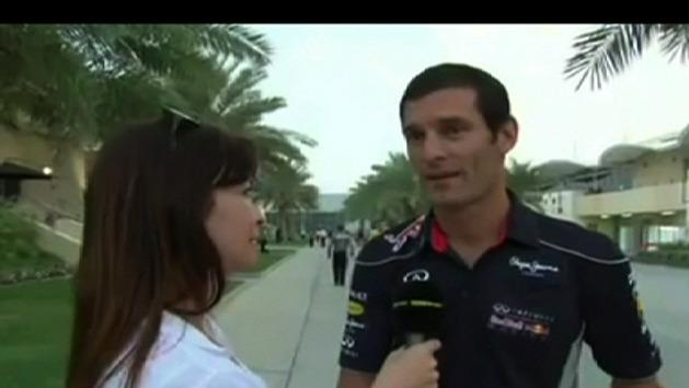 Webber plays down quit rumours