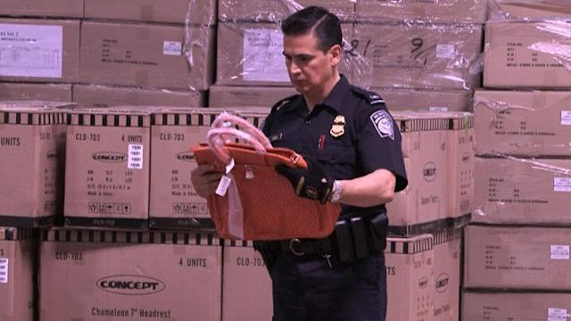Black Market for Counterfeit Goods Rakes in $500 Billion Yearly